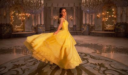 『美女と野獣』 ©2016 Disney Enterprises, Inc. All Rights Reserved.