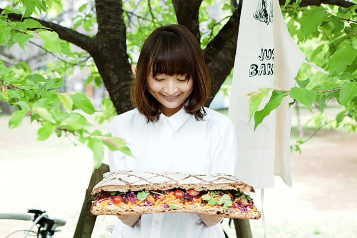 『第11回青山パン祭り 青山でパンピクニック!―みんなでシェアする美味しい週末―』イメージビジュアル