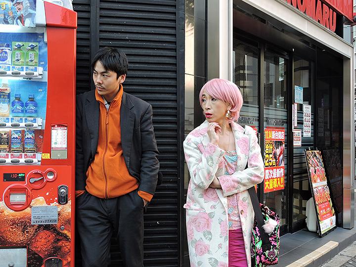『ろんぐ・ぐっどばい~探偵 古井栗之助~』 ©日本スカイウェイ