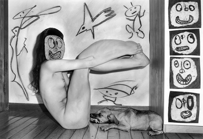 ©Roger Ballen and Asger Carlsen, Image Courtesy DITTRICH & SCHLECHTRIEM, Berlin.