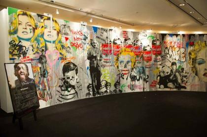 『TOKYO INTERNATIONAL ART FAIR』会場風景