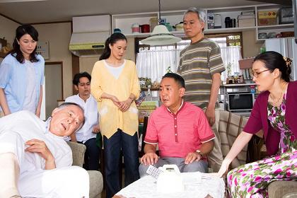 『家族はつらいよ2』 ©2017「家族はつらいよ2」製作委員会