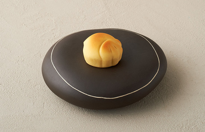『うつわと和菓子』作品