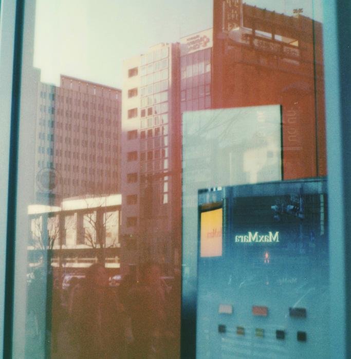 『奥山由之写真展「君の住む街」-Landscape-』イメージビジュアル