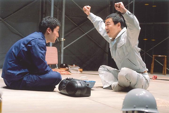 『さよならだけが人生か』(2000)撮影:青木司