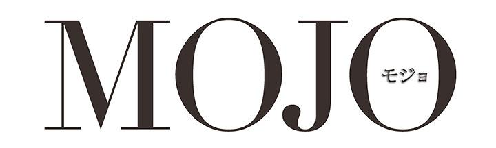 『MOJO』ロゴ