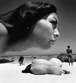 篠山紀信『誕生』より 1967年 富士フイルム株式会社蔵
