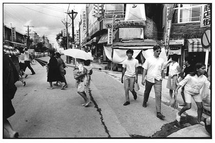 『沖縄 1969』 ©Shunji Dodo