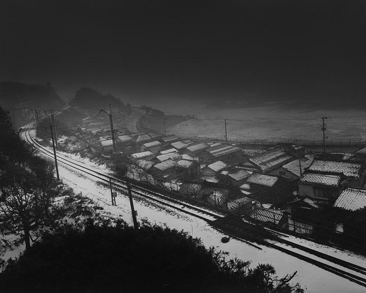 『日本海』 ©Shunji Dodo