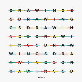 Nabowa『DRAWINGS[CD+DVD]』ジャケット