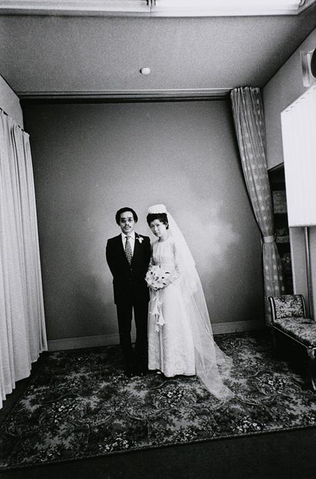 『センチメンタルな旅』 1971年 より 東京都写真美術館蔵
