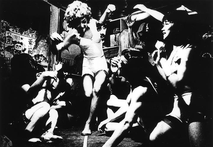 『薔薇の葬列』 ©1969 Matsumoto Production