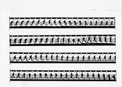 シュウゾウ・アヅチ・ガリバー 『シネマティック・イリュミネーション』 1968-69年 インターメディア 東京都写真美術館蔵