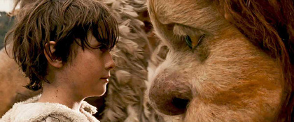 『かいじゅうたちのいるところ』©2009 Warner Bros. Entertainment Inc.