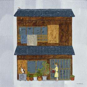 浅野みどり『old house』