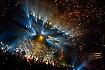 『星野源 新春Live 2days「YELLOW PACIFIC」』公演風景 撮影:西槇太一