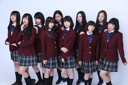 演劇ガール☆フューチャ『12人の噦く女子生徒』ビジュアル