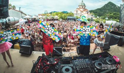 『泡フェス祭SHIZUOKA2017』イメージビジュアル