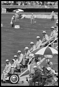 『レイモン・ドゥパルドン写真展』イメージビジュアル ©Raymond Depardon / Magnum Photos J.O. Tokyo 1964