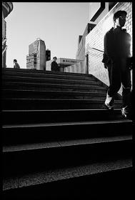 『レイモン・ドゥパルドン写真展』イメージビジュアル ©Raymond Depardon / Magnum Photos Tokyo 1999