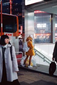 『レイモン・ドゥパルドン写真展』イメージビジュアル ©Raymond Depardon / Magnum Photos Tokyo 2016