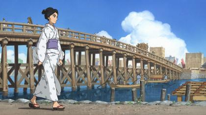 『百日紅~Miss Hokusai』 ©2014-2015 杉浦日向子・MS.HS/「百日紅」製作委員会