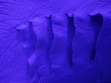 Kanzan Curatorial Exchange『残存のインタラクション』vol.1 飯岡幸子展『永い風景』イメージビジュアル