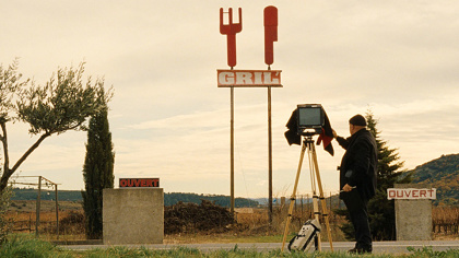 『旅する写真家 レイモン・ドゥパルドンの愛したフランス』 ©Palmeraie et desert - France 2 cinema