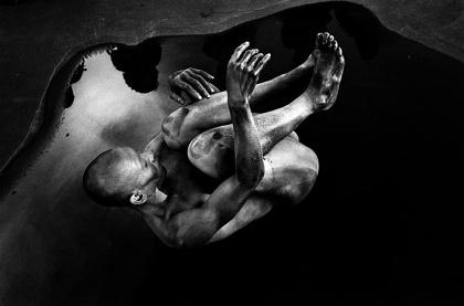 田原桂一『Pairs-4』1978年 31×47cm ゼラチンシルバープリント ©Keiichi Tahara