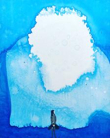 近藤康平『絵の旅に』イメージビジュアル