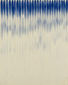 李禹煥(リ・ウファン)『線より』1976年 東京オペラシティ アートギャラリー蔵 photo: HAYAKAWA Koichi