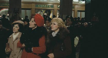 『フェリーニのアマルコルド』©1973 - F.C. PRODUZIONI S.R.L - PROCUCTIONS ET EDITIONS CINEMATOGRAPHIQUES FRANCAISES.