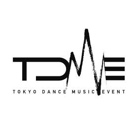 『TOKYO DANCE MUSIC EVENT』ロゴ