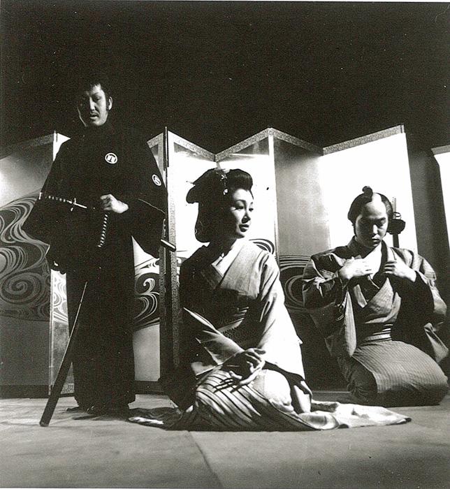 『修羅』 ©1969 Matsumoto Production