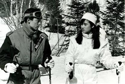 『私をスキーに連れてって』 ©1987 フジテレビ・小学館