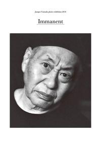 Jumpei Yamada『Immanent』メインビジュアル