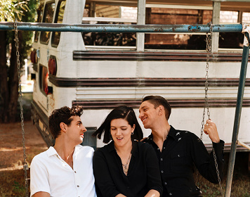 The xx photo: Alasdair McLellan