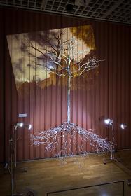 『「みっける365日」展 ― アーティストと探す「人生の1%」』展示風景 撮影:大洲大作