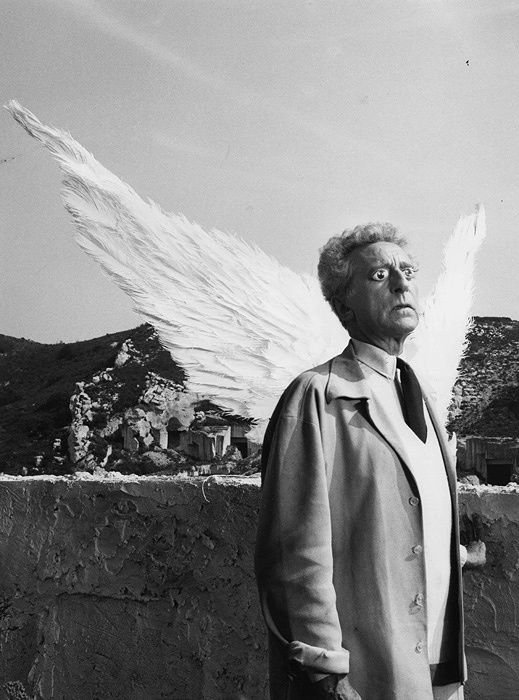 『写真展ジャン・コクトー「オルフェの遺言」「悲恋」』作品 Jean Cocteau / The testament of Orpheus ©Photo by Lucien Clerque / G.I.P.Tokyo
