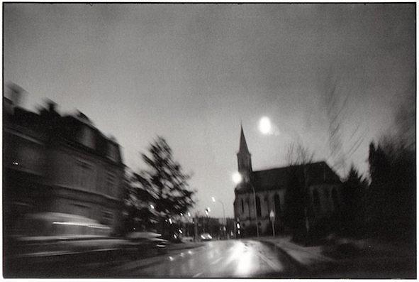 『雨上がり(街路)』 ©Herbie Yamaguchi