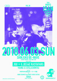 『SOI48 VOL.28 JUU SPECIAL @新宿 BE-WAVE』イメージビジュアル