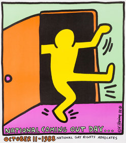 『NATIONAL COMING OUT DAY! 』 1988
