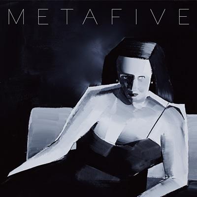 METAFIVE『META』ジャケット