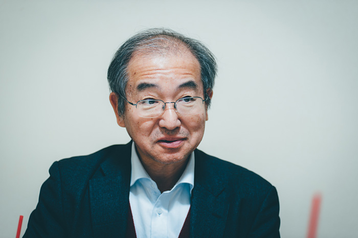 宇宙物理学者・柴田一成、すぐに...