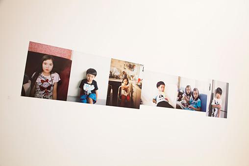 ホンマタカシ『東京の子供』2015年