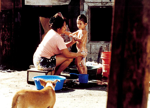 『フォスター・チャイルド』(2007) ©Seiko Films