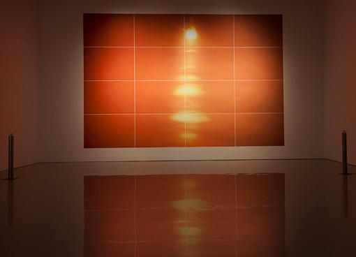 資生堂ギャラリー展示風景