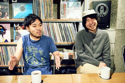 左から:手嶋幸弘、関根卓史