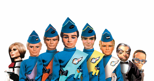 Thunderbirds ™ and © ITC Entertainment Group Limited 1964, 1999 and 2016. Licensed by ITV Ventures Limited.  All rights reserved.