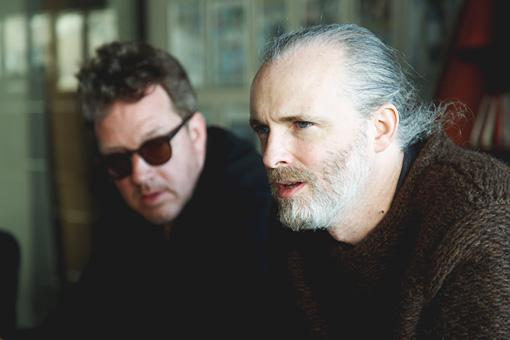 右:フラン・ヒーリィ